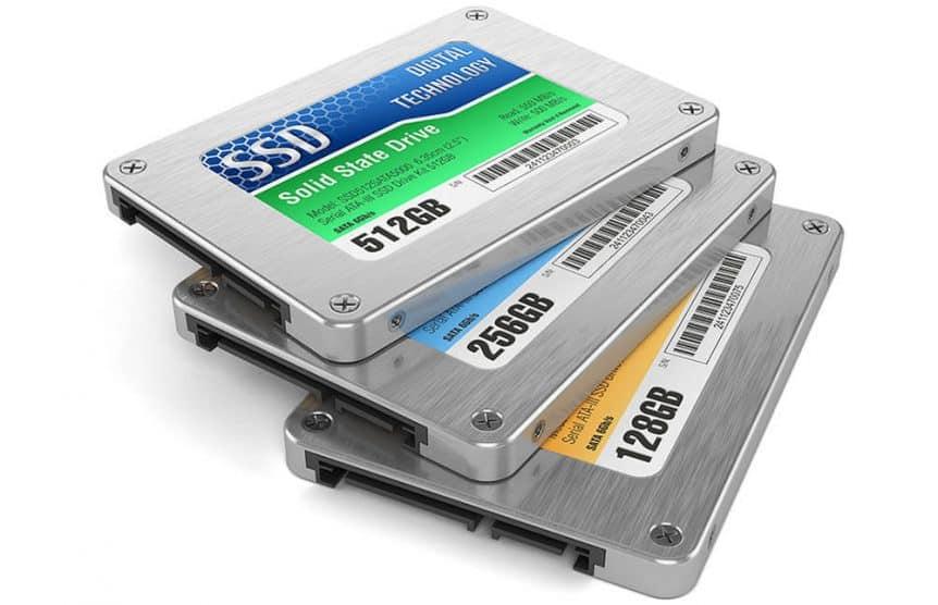 SSD disk spašavanje podataka